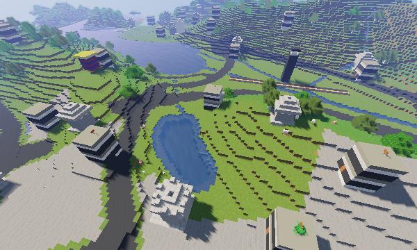 Minecraft Swizerland Agno